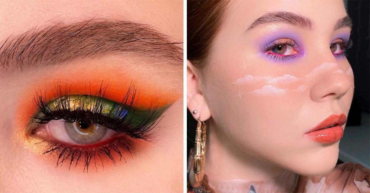 15 Hermosos maquillajes de ojos con los que lucirás como una diosa