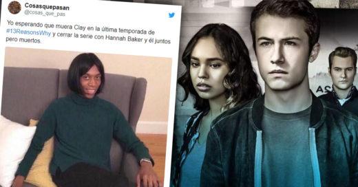 Ya salió la cuarta temporada de 13 Reasons Why y así reaccionó internet