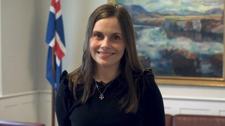 Katrín Jakobsdóttir lider de islandia, pais libre de coronavirus