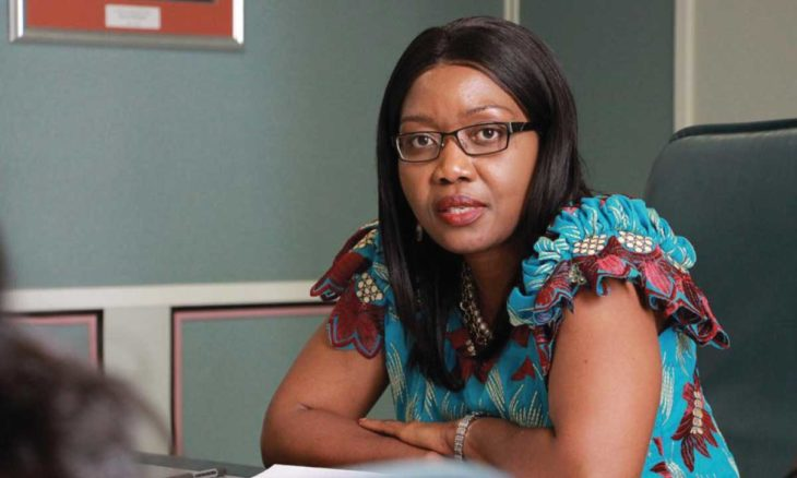 Saara Kuugongelwa, primera ministra de namibia