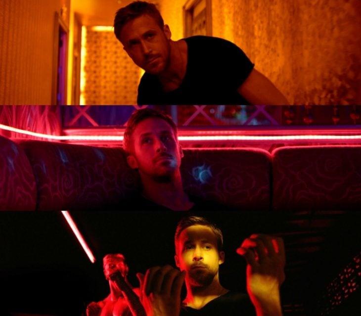 escenas de la pelicula only god forgives de ryan gosling 2013