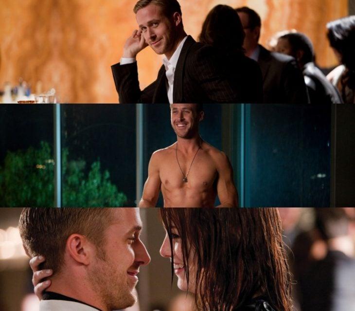 escenas de la pelicula de ryan gosling crazy stupid love de 2011
