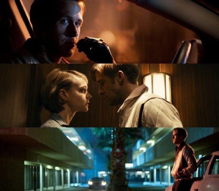 escenas de la pelicula drive de ryan gosling de 2011