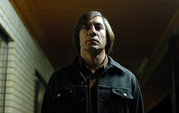 actor javier bardem como anton chigurh en no country for old men