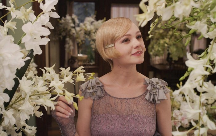 actriz carey mulligan como daisy buchanan en the great gatsby