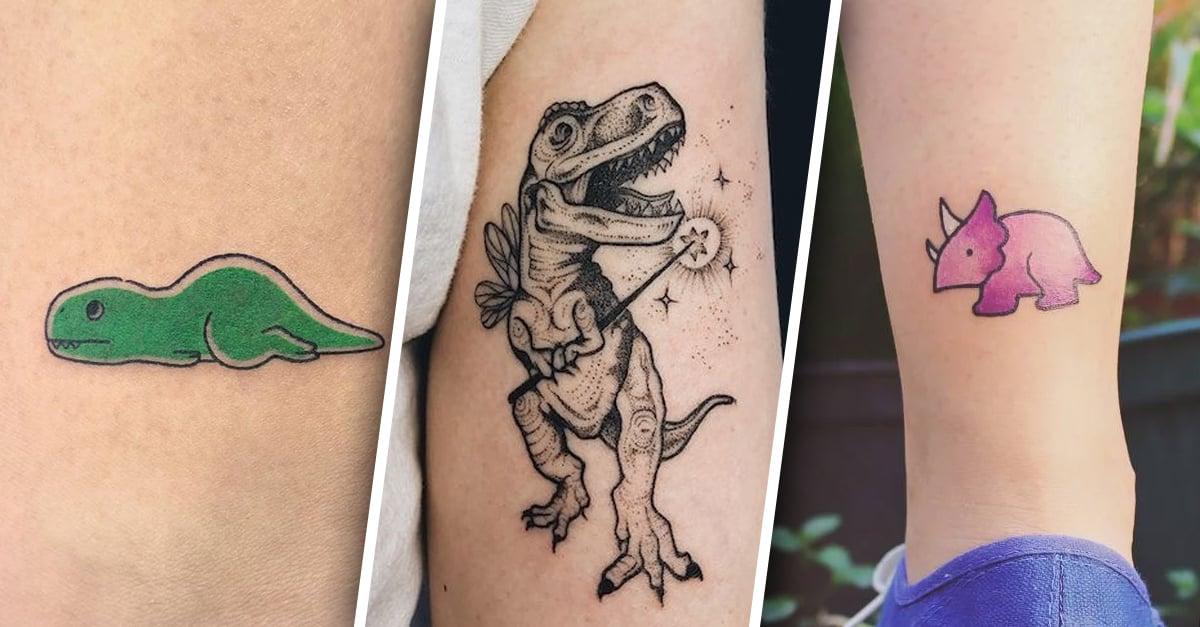 Los 15 tatuajes más bellos para recordar siempre a Pie Pequeño