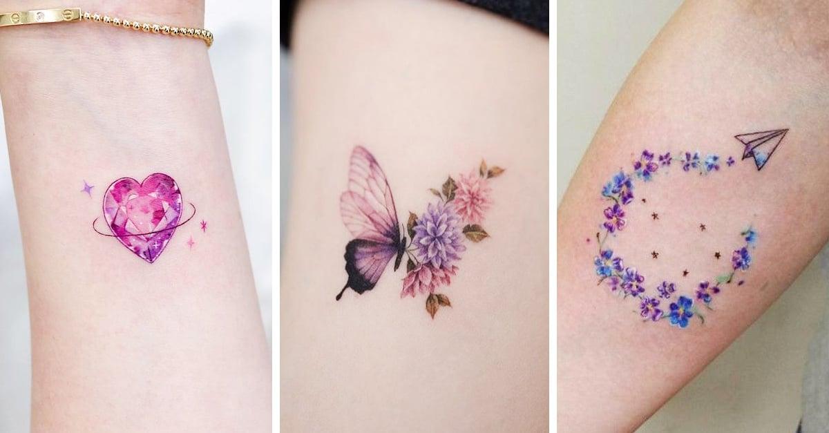 15 Tatuajes hermosos y sofisticados para llevar en tu piel sin exagerar