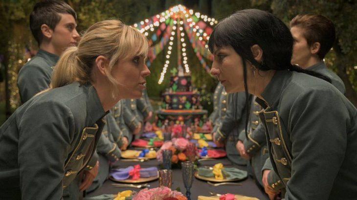 macarena y zulema los personajes de vis a vis el oasis la serie que se estrenará en netflix