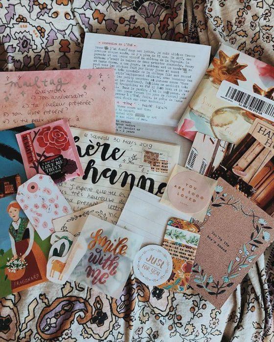 Cartas y otros recuerdos