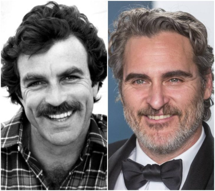 Tom Selleck y Joaquin Phoenix