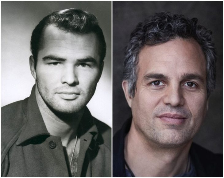 Burt Reynolds y Mark Ruffalo