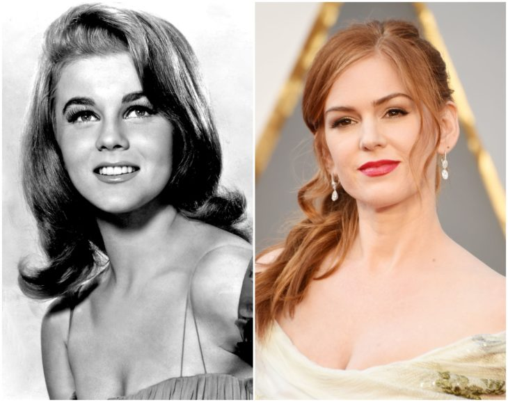 Ann Margret e Isla Fisher