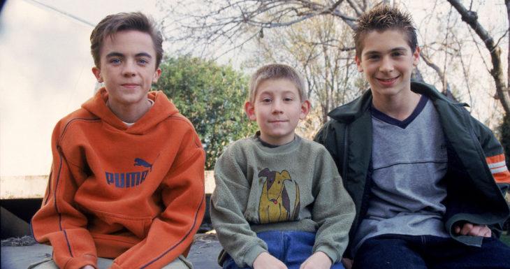 Reese, malcom y Dewey de Malcom el del medio