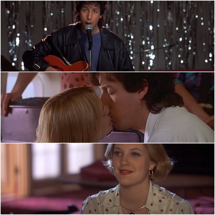 escena de the wedding singer