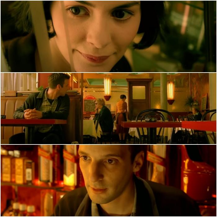 escenas de amélie