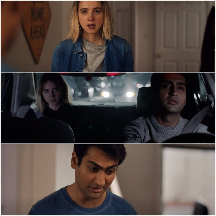 escenas de the big sick