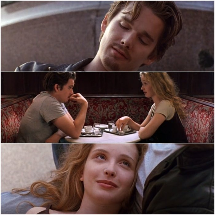 escenas de before sunrise
