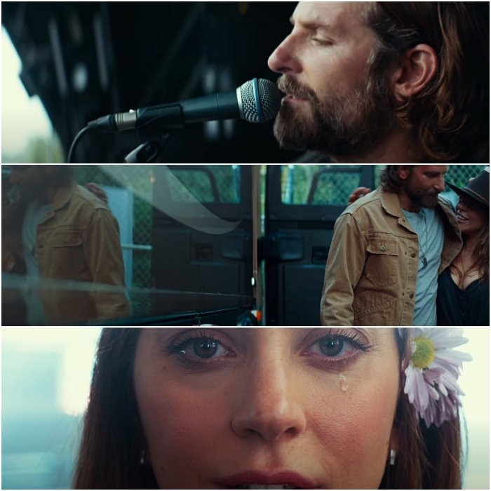 escenas de a star is born