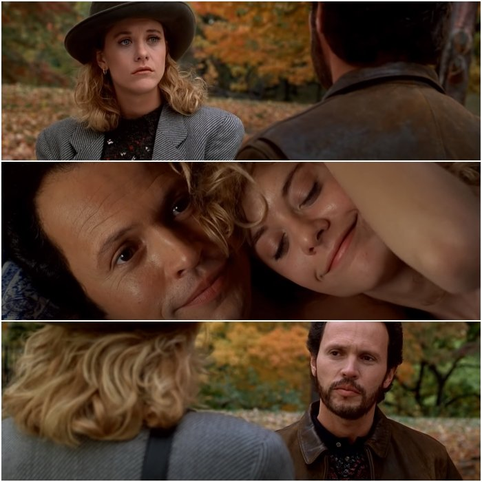escenas de when harry met sally