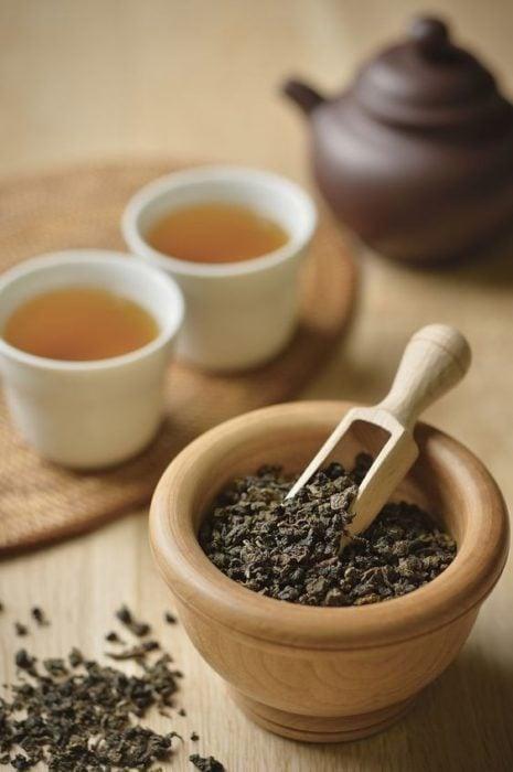 Black tea to make homemade dye