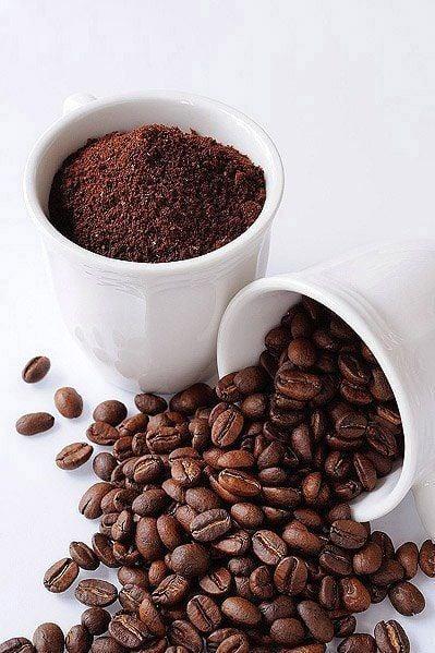 café en grano para hacer tinte casero