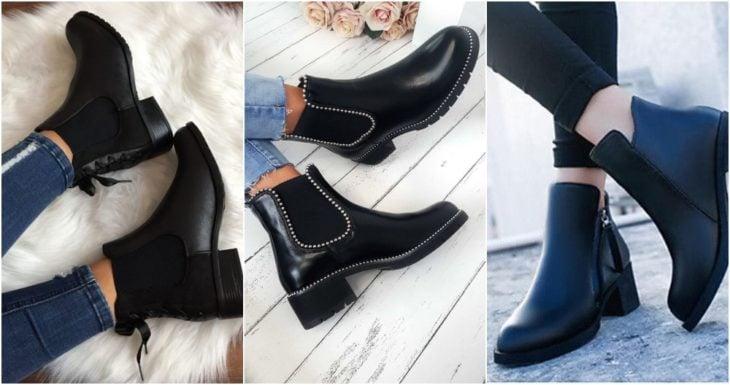 6 Tipos de botas que merecen un lugar en tu armario