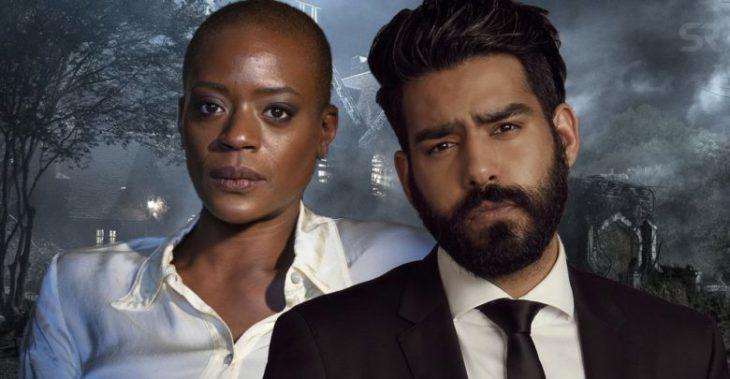 Rahul Kohl y T'Nia Miller, actores que participarán en Haunting of Bly Manor