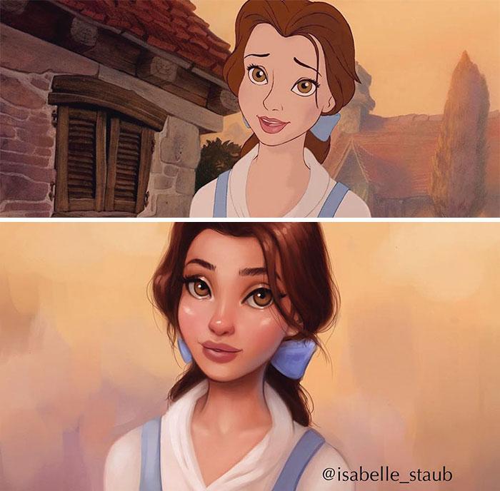Belle por isabelle staub