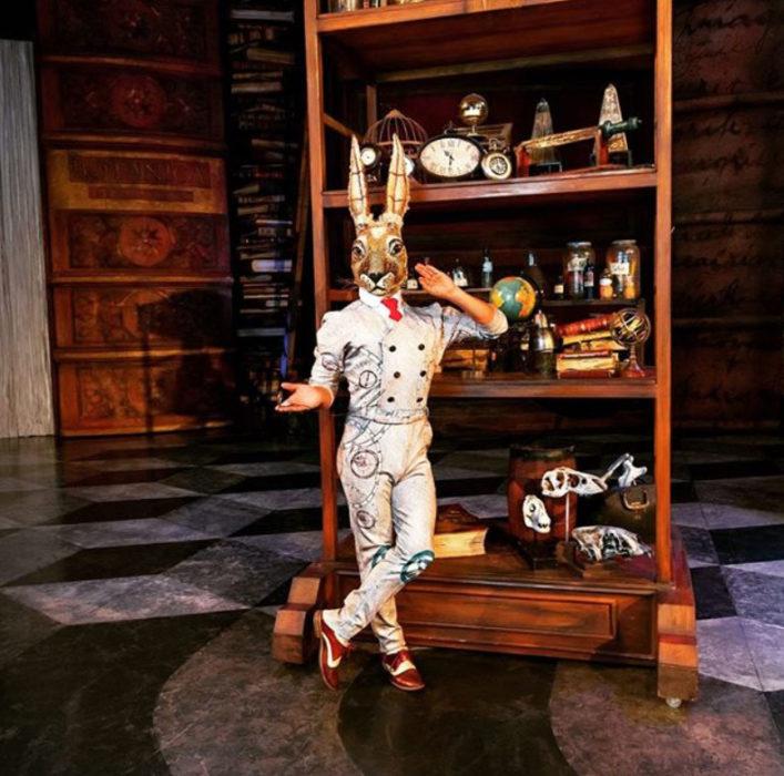 Actor de Cirque du Soleil JOYÀ
