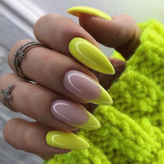 5 nail colors that take away the bad mood and fill you with spirits 11