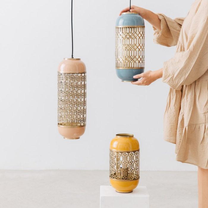 Artículos de decoración para el hogar; lámparas contemporáneas