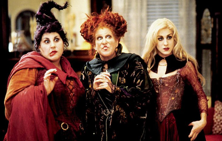 Hocus pocus brujas