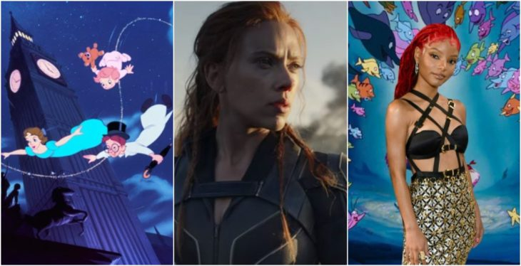 Peter Pan, La sirenita y Black Widow canceladas por contingencia