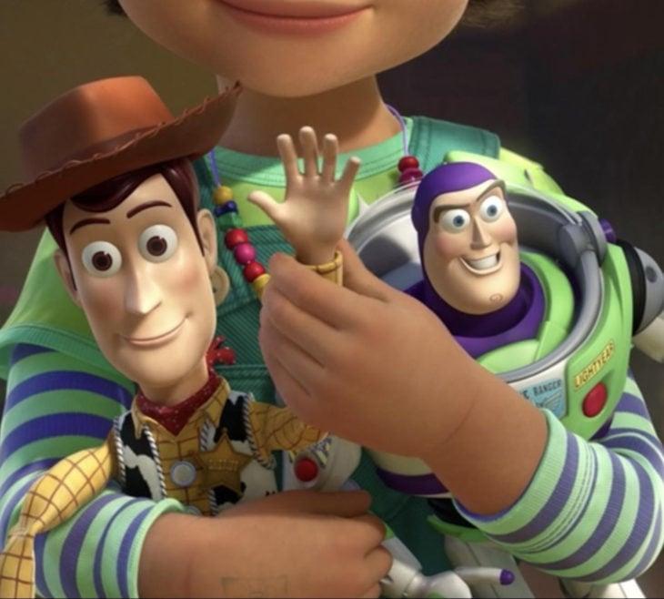 Escenas tristes de películas Disney; Toy Story, Woody y Buzz Lightyear