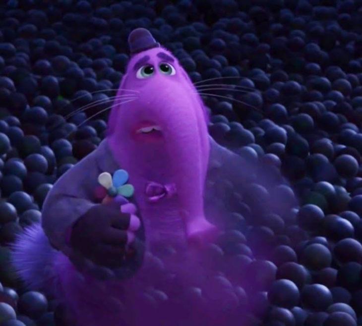Escenas tristes de películas Disney; Intensa-mente, Bing Bong, llévala a la luna por mí