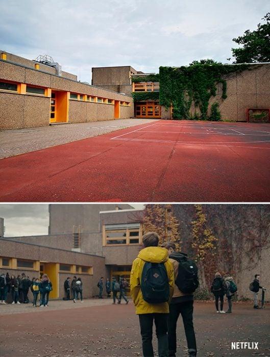 Locación de la escuela de la serie Dark