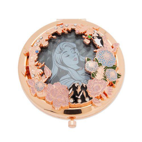 Espejo de bolsillo de La bella durmiente