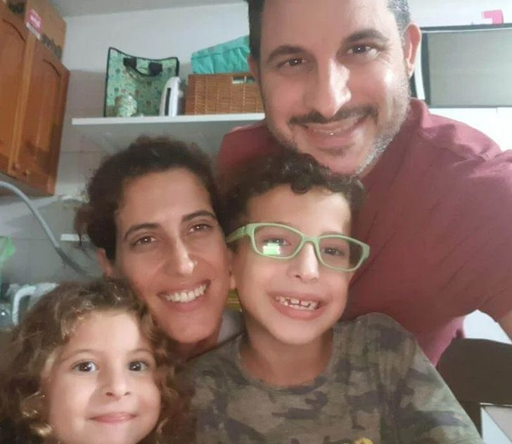 Familia de Benjamín