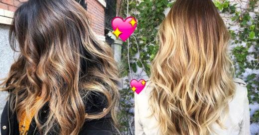 Gloss smudging, la tendencia para no retocar tanto tu cabello