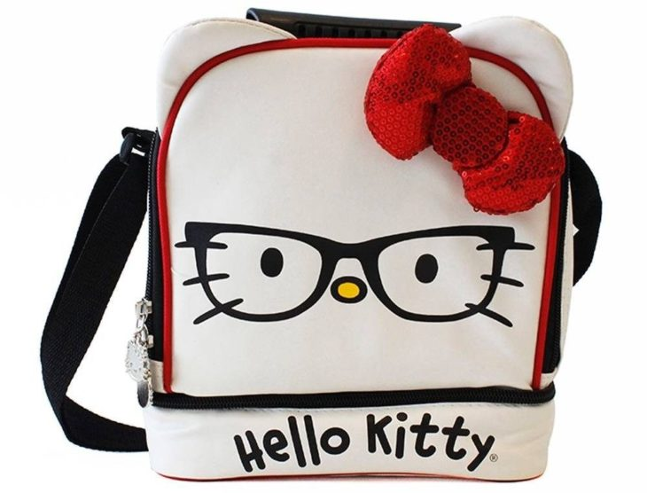 Lonchera de Hello Kitty