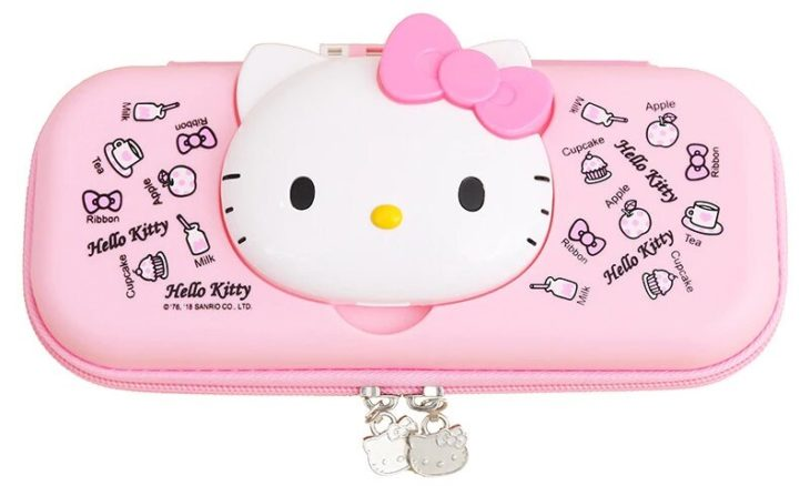 Estuche para lapices de Hello Kitty