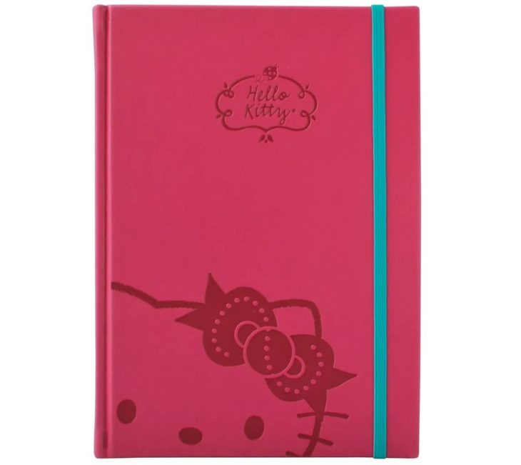 Agenda de Hello Kitty