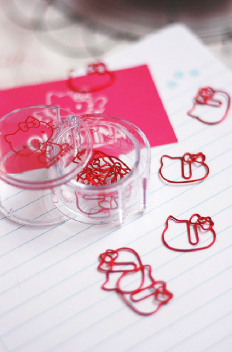 Clips de papel de Hello Kitty