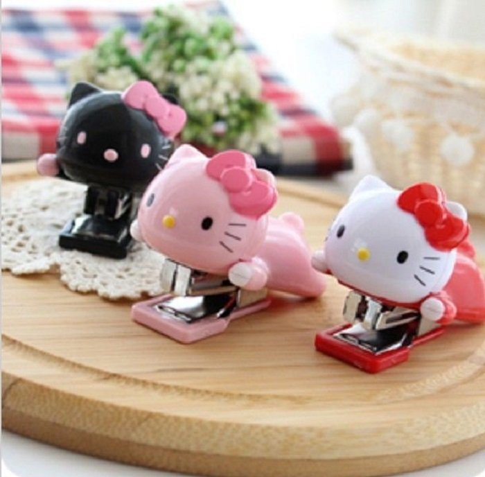 Engrapadoras de Hello Kitty