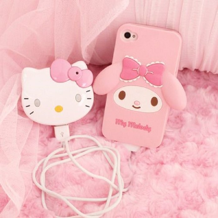 Power bank de Hello Kitty