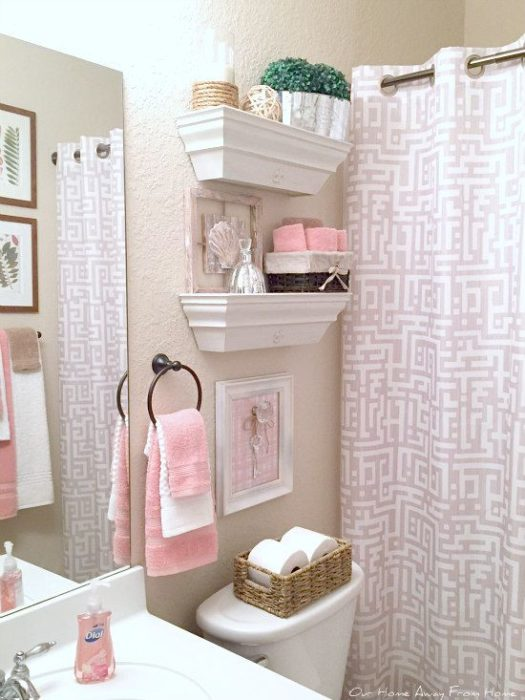 Ideas bonitas para decorar tu baño