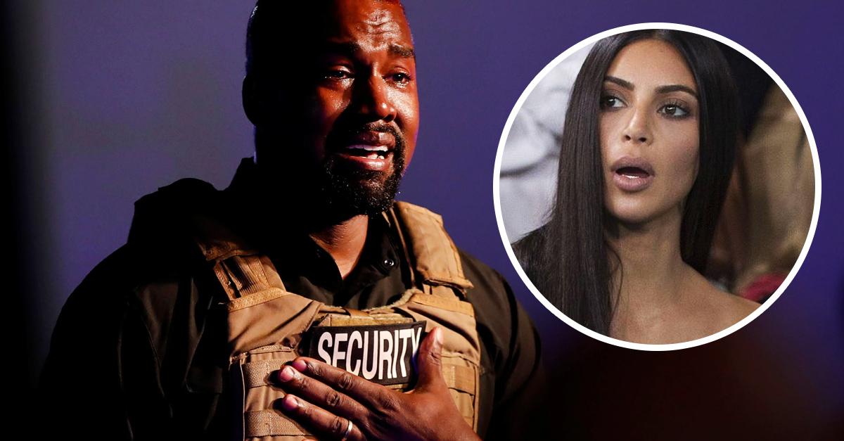 Kanye West hace declaraciones intimas sobre Kim Kardashian y su familia