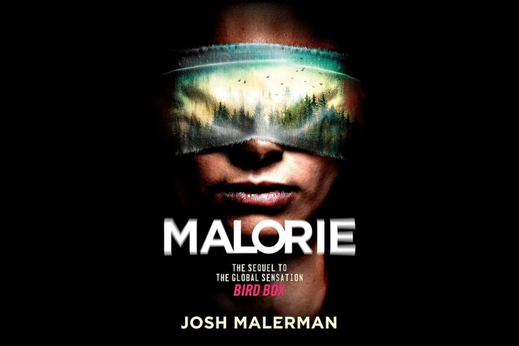 Portada del libro Malorie de Josh Malerman