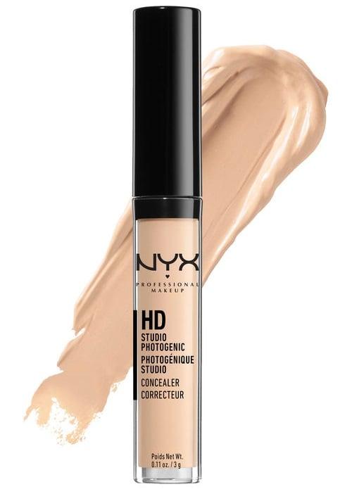 NYX brand facial concealer