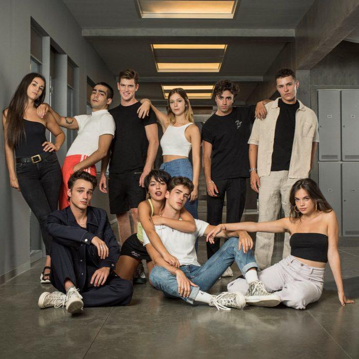 Casting Élite temporada 4